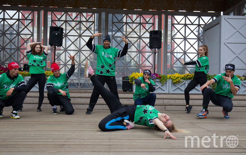 """Танцоры не только будут выступать, но и научат гостей фестиваля эффектным движениям. Фото Василий Кузьмичёнок, """"Metro"""""""