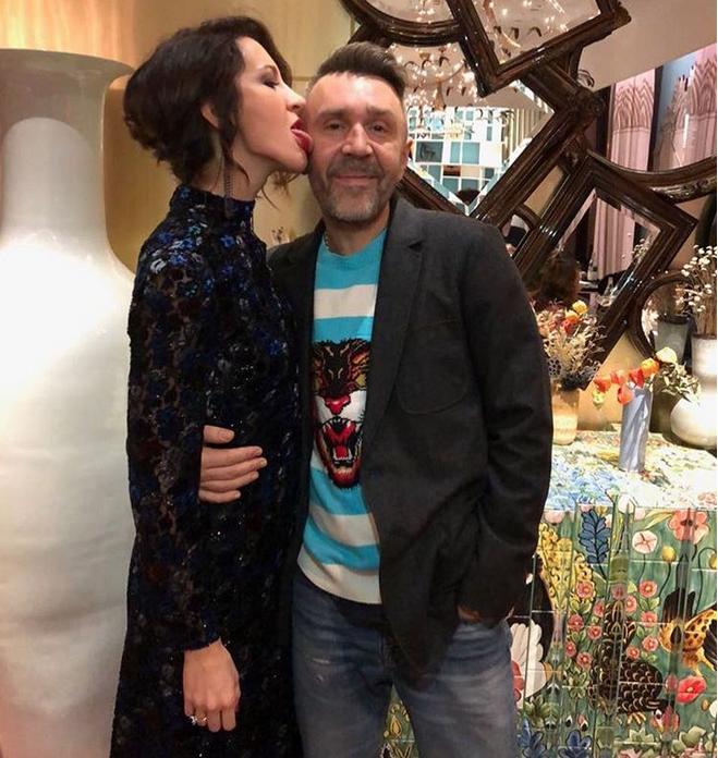 Сергей и Матильда Шнуровы, фотоархив. Фото Скриншот www.instagram.com/shnurovs/