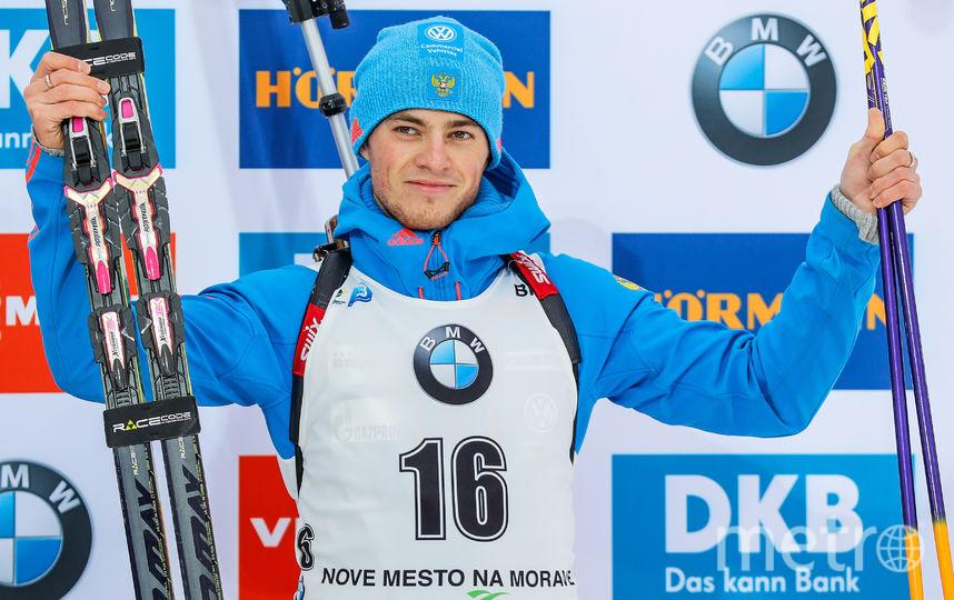 Антон Бабиков. Фото Getty