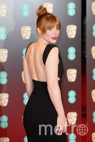 Брайс Ховард, актриса. Фото Getty