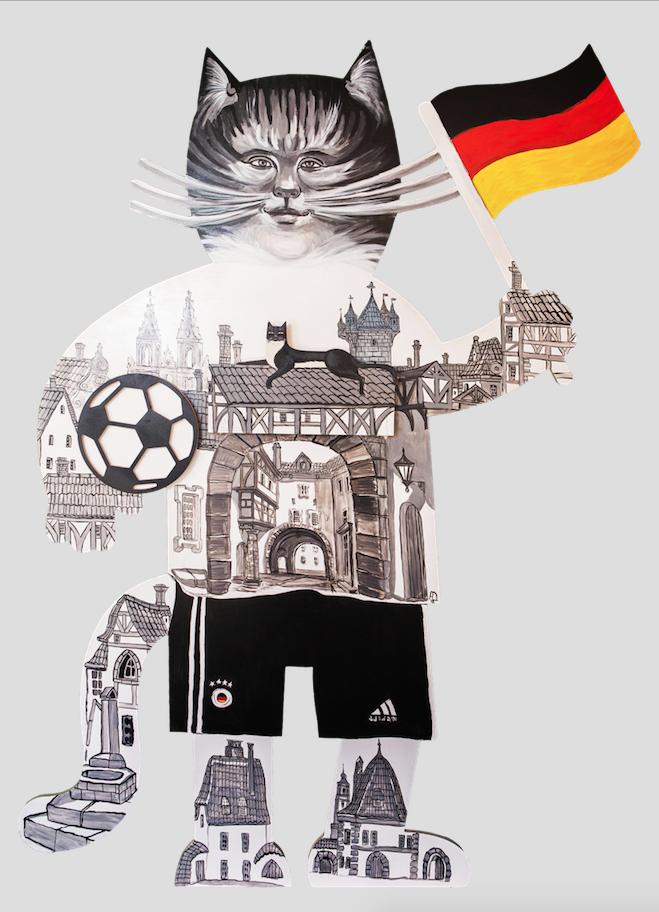 Котов установят на улицах города.