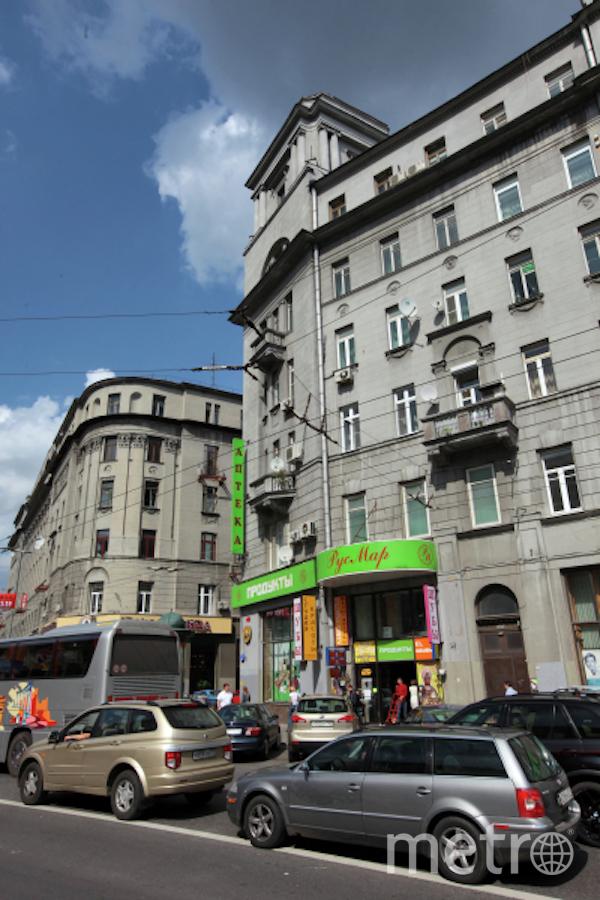 2009 год. На Солянке была выделенка только в одну сторону. Фото РИА Новости