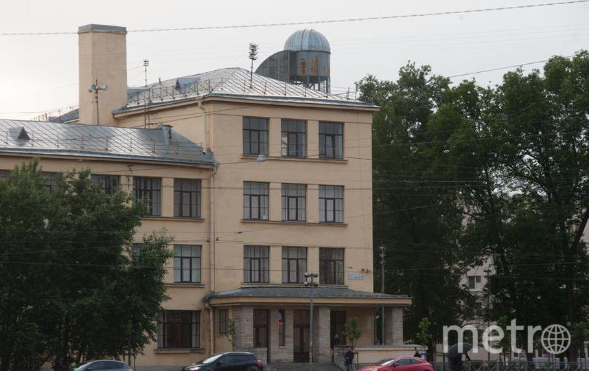 "Школа. Фото Святослав Акимов, ""Metro"""