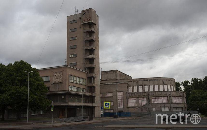 """Кировский райком. Фото Святослав Акимов, """"Metro"""""""