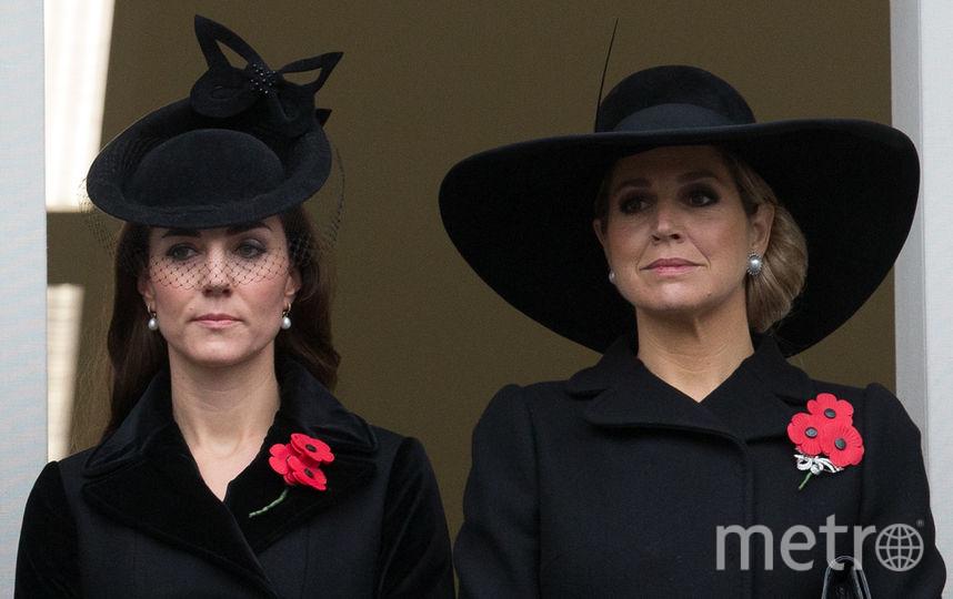 Королева Нидерландов Максима (справа). Фото Getty