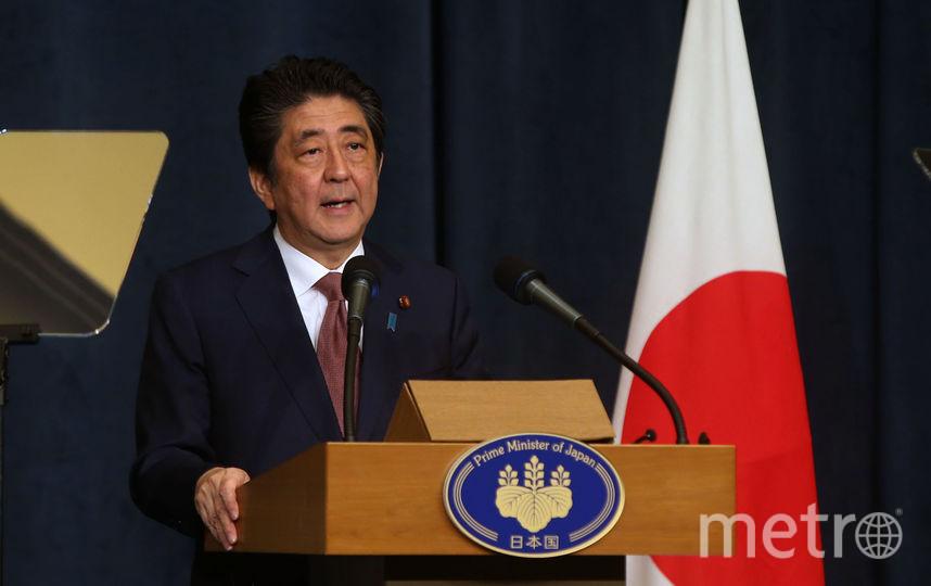 Премьер-министар Японии Синдзо Абэ. Фото Getty