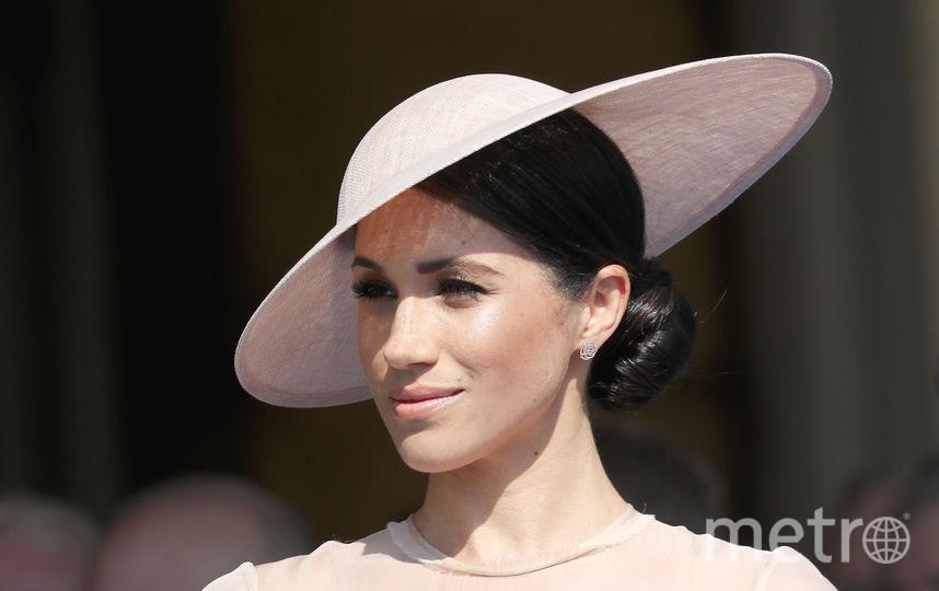 Жена принца Гарри герцогиня Сассекская Меган (Маркл). Фото Getty