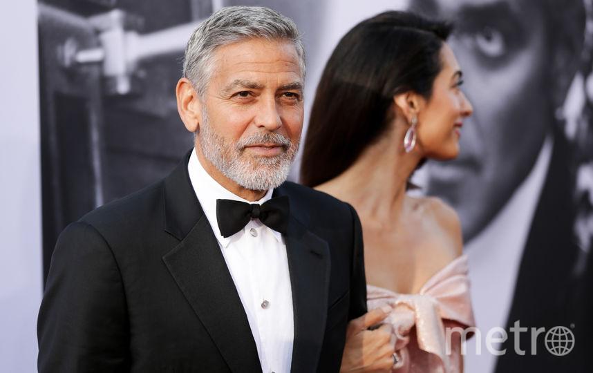 Джордж Клуни и Амаль Клуни. Фото Getty
