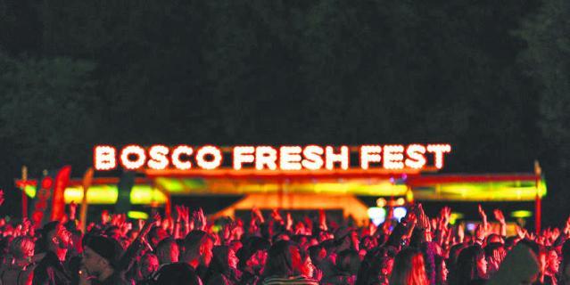 Bosco Fresh Festival.
