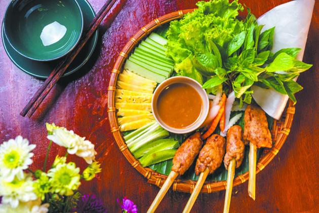 Вьетнамская уличная еда. Фото Предоставлено организаторами