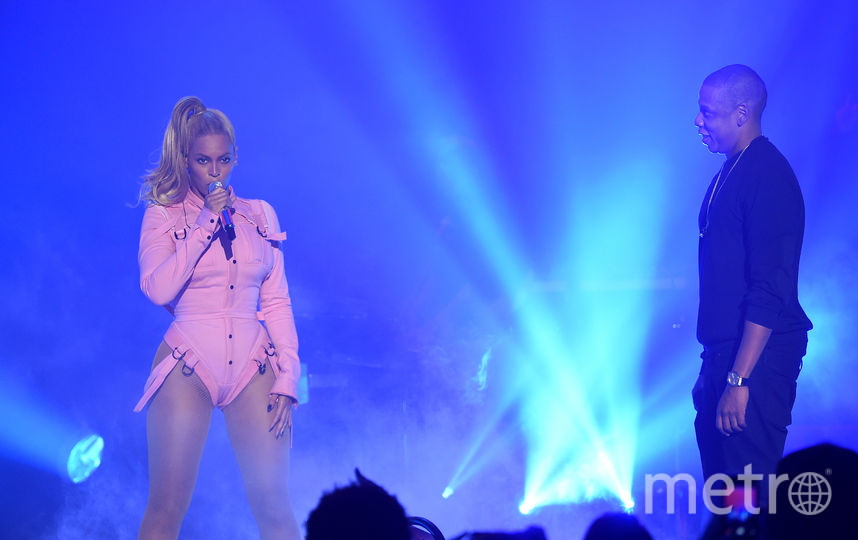Бейонсе и Jay-Z. Фото Getty