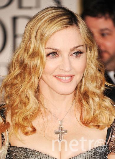 Певица Мадонна. Фото Getty