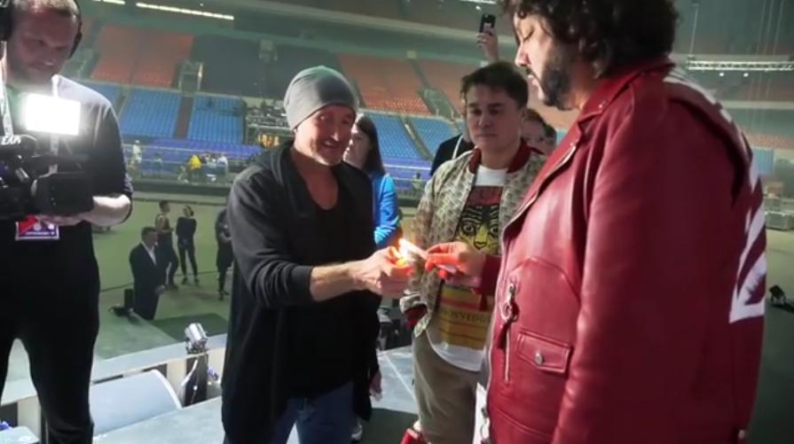 Филипп Киркоров посадил на кол Бузову и сжёг Собчак. Фото Скриншот Instagram: @fkirkorov