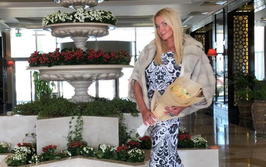 Волочкова на отдыхе. Фото instagram.com/volochkova_art