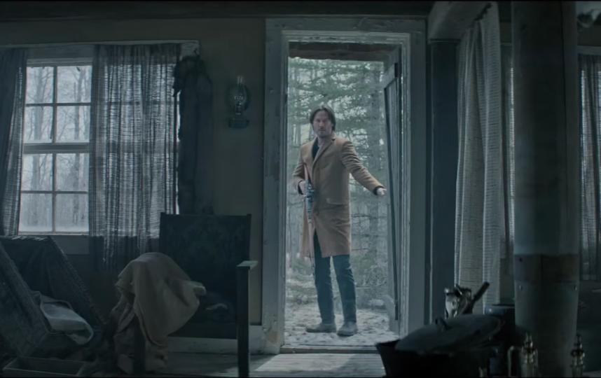 "Скриншот трейлера фильма ""Сибирь"". Фото Buffalo Gal Pictures, Скриншот Youtube"