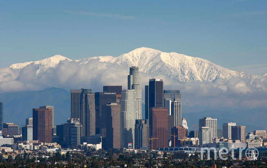 Лос-Анджелес. Фото Getty