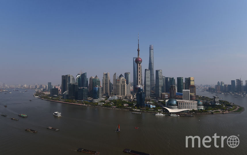 Шанхай. Фото Getty