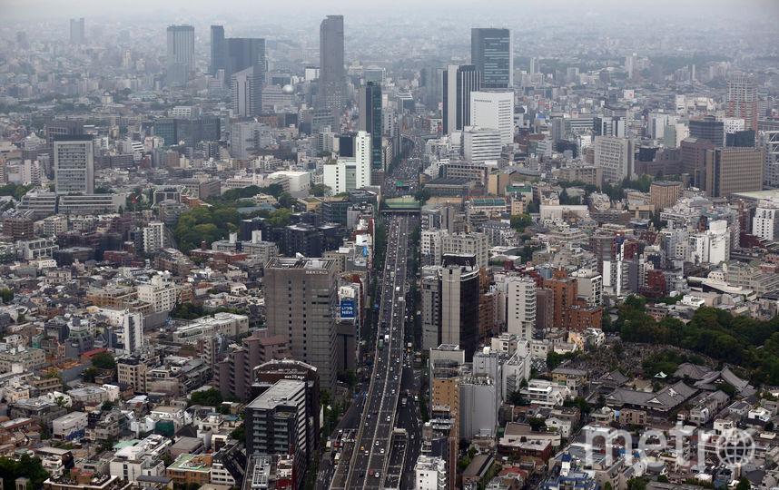 Токио. Фото Getty