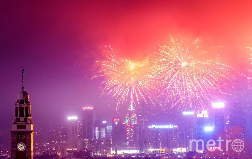 Гонконг. Фото Getty