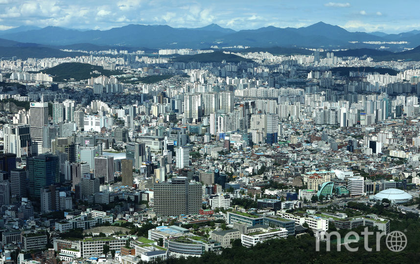 Сеул. Фото Getty