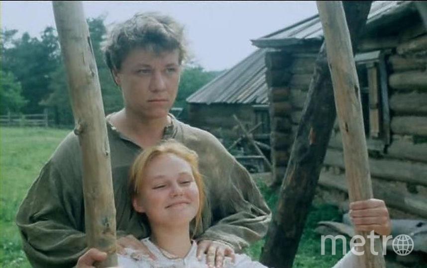 """Охлупин в кино. Фрагмент фильма """"Сибириада"""". Фото скрин-шот, Скриншот Youtube"""