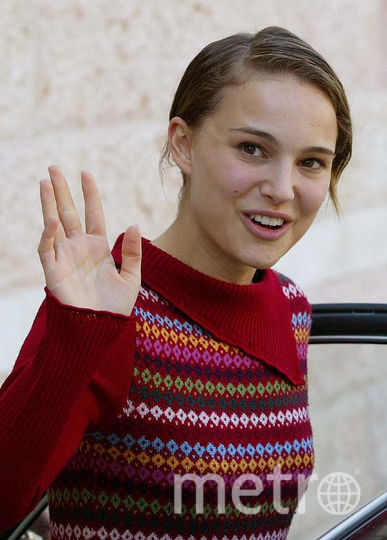 Натали Портман в молодости. Фото Getty