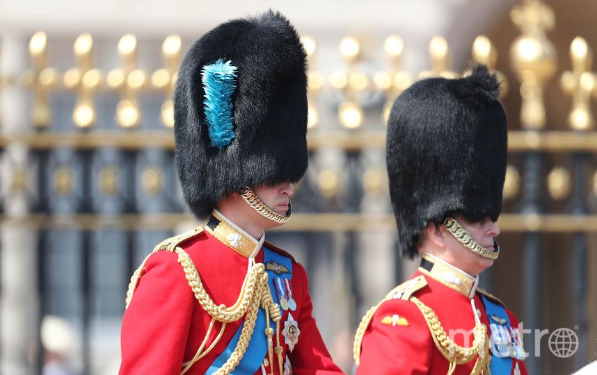 Принц Уильям и принц Эндрю. Фото Getty