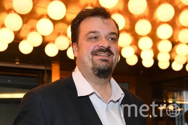 Василий Уткин, журналист, комментатор. Фото РИА Новости