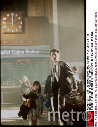 Джонни Депп в молодости. Фото Getty