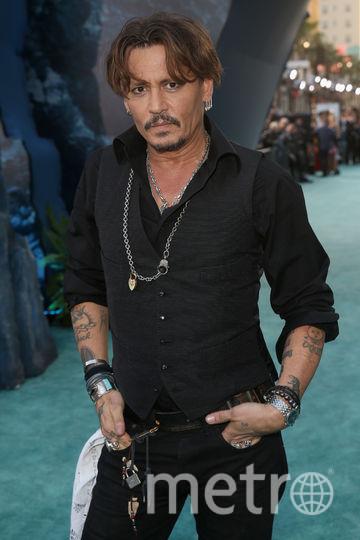 Джонни Депп сейчас. Фото Getty