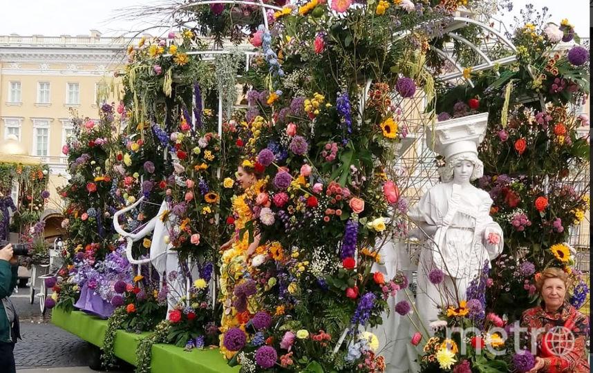Фестиваль цветов в Петербурге. Фото instagram.com/balakina.natalia