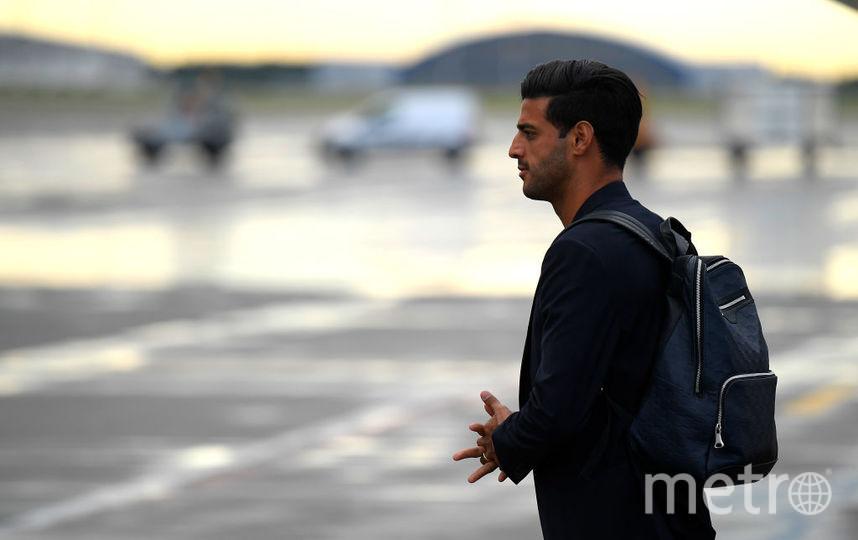 Футболист Карлос Вела. Фото Getty