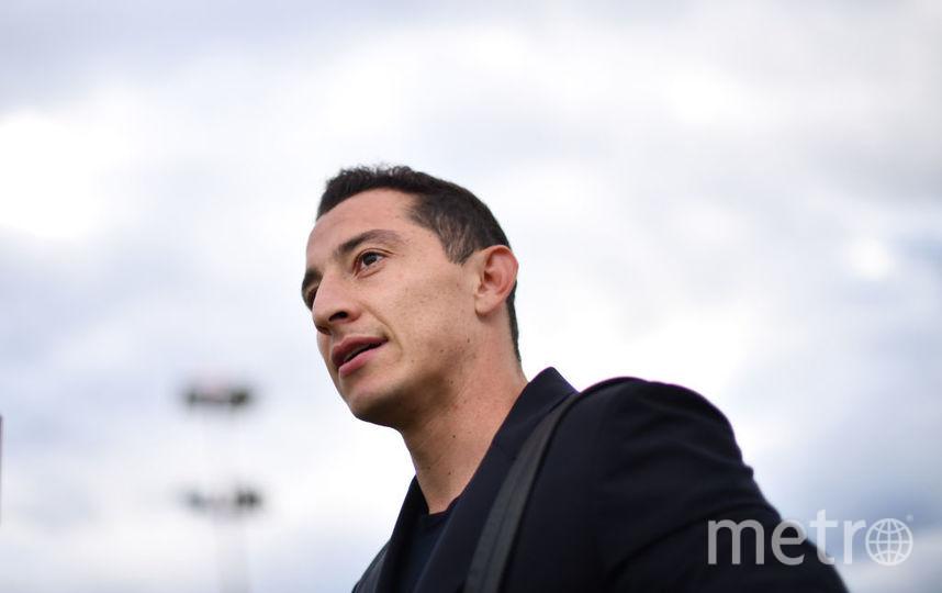 Футболист Андрес Гуардадо. Фото Getty
