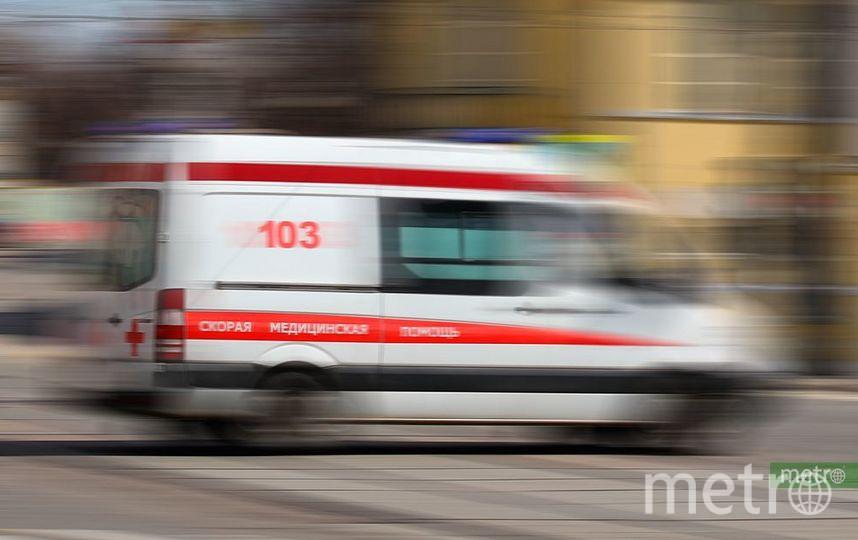 """Скорая помощь. Фото Василий Кузьмичёнок, """"Metro"""""""