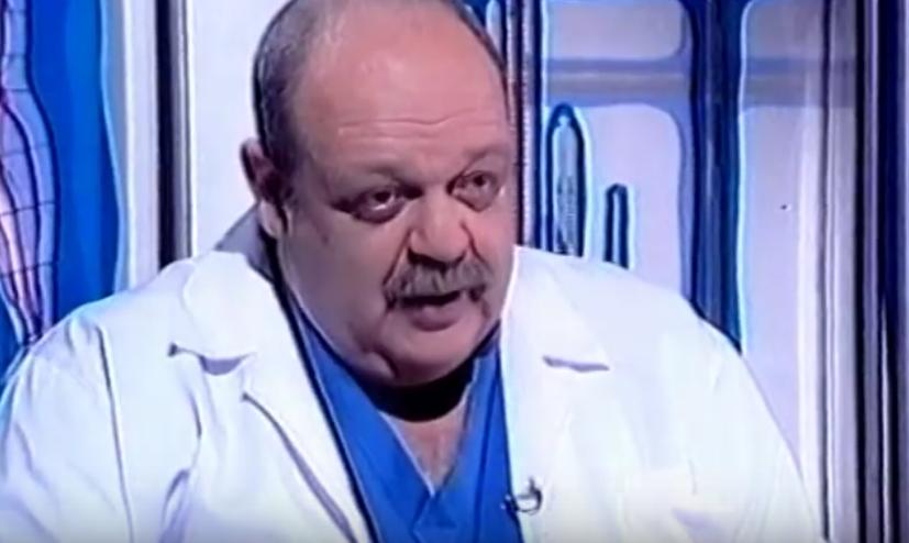 Яков Бранд, кадры телепередач. Фото Все - скриншот YouTube