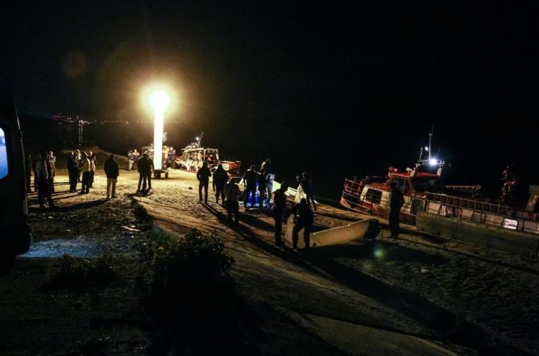 В Волгограде столкнулись катамаран и баржа. Фото http://34.mchs.gov.ru/