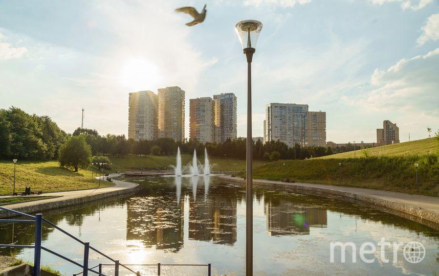Обновлённый парк. Фото facebook.com/olympikpark