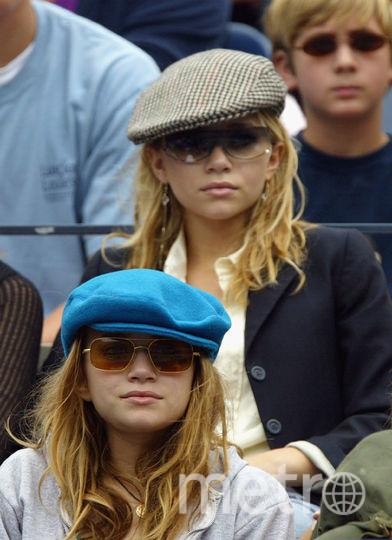 Сестры Олсен в детстве и молодости. Фото Getty