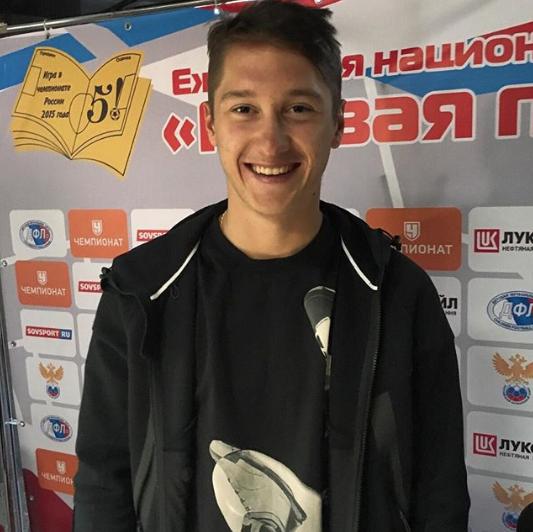 Антон Миранчук. Фото www.instagram.com/miranchuk__jr60