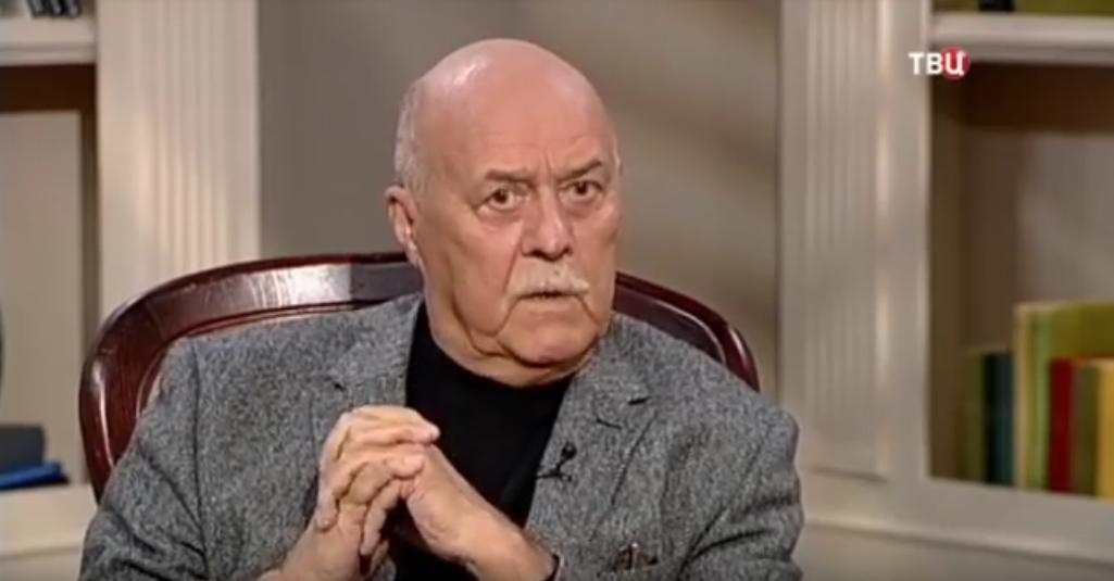 Станислав Говорухин. Фото Скриншот Youtube