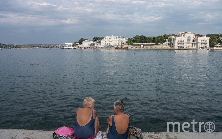 Крым. Фото Getty