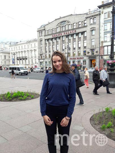 """Мария, 19 лет, студентка. Фото Софья Сажнева, """"Metro"""""""