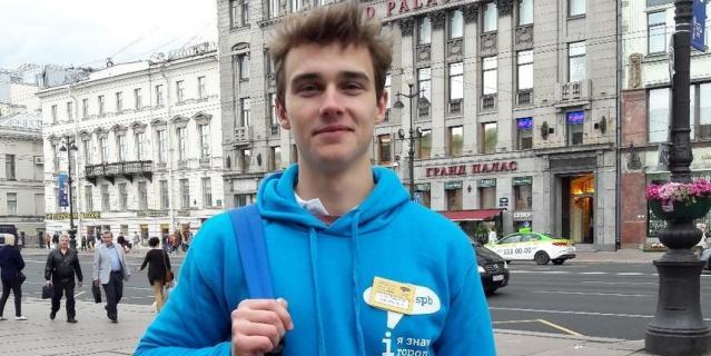 Антон, 19 лет, работник информационно-консультационного агентства.