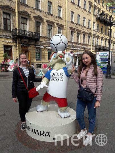 """В центре города установлены две скульптуры Забиваки. Фото Софья Сажнева, """"Metro"""""""