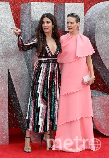 Сандра Буллок и Сара Полсон. Фото Getty