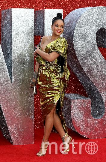 Рианна. Фото Getty