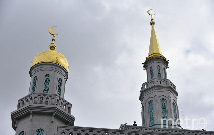 Ураза-байрам 2018 в Москве. Фото Василий Кузьмичёнок