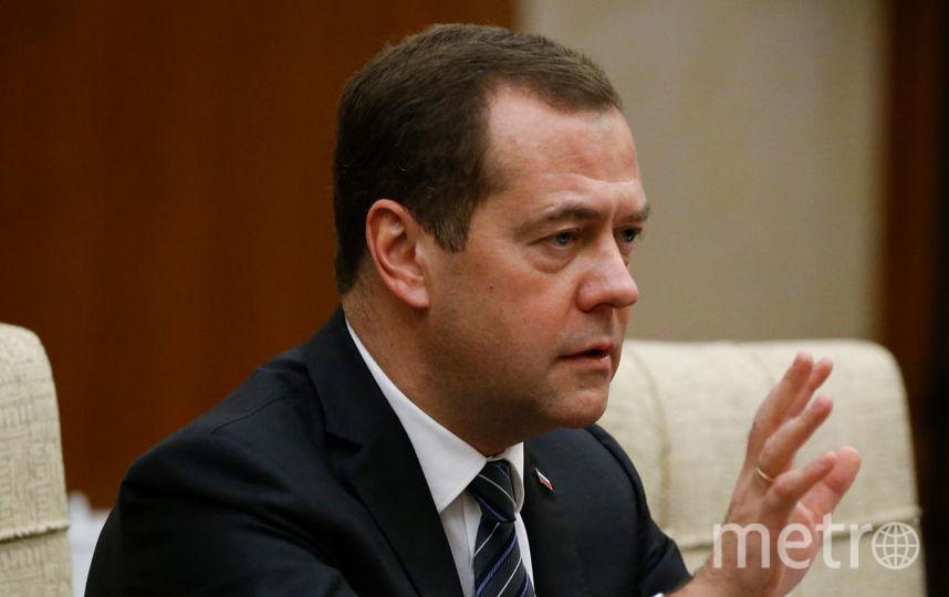 Дмитрий Медведев объявил о повышении пенсионного возраста. Фото Getty