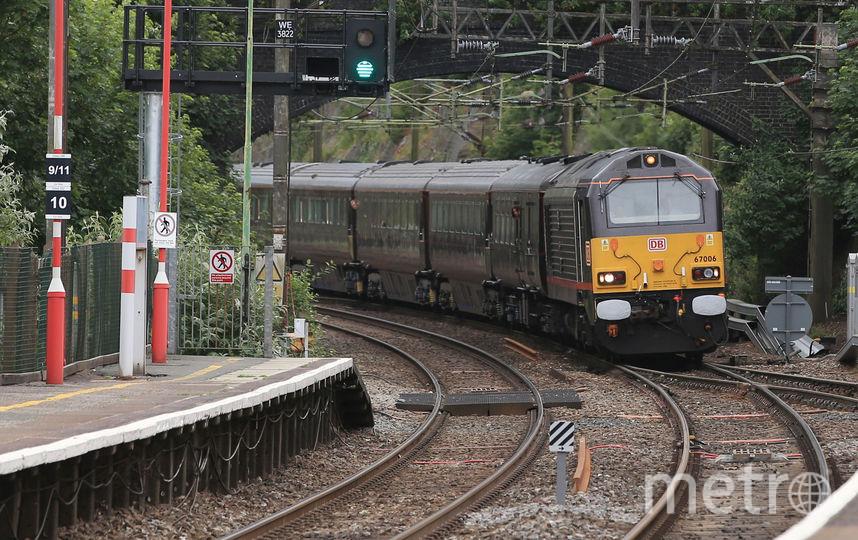 Королевский поезд. Фото Getty