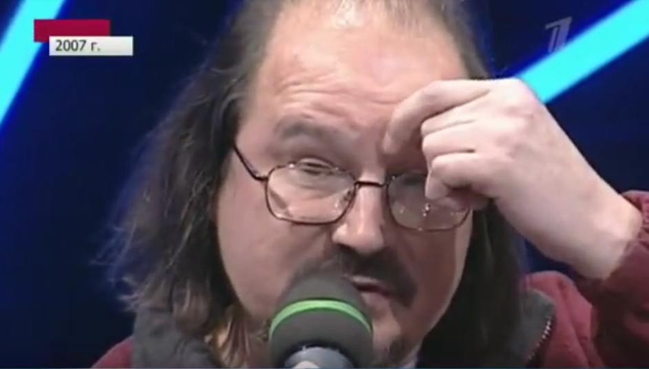 Алексей Балабанов. Фото Скриншот Youtube